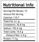 nut fact panquecas de avena y proteina