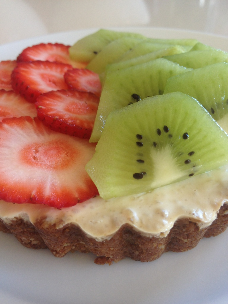 tarlatela de frutas