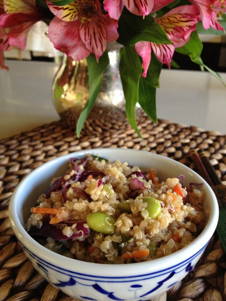 quinoa asiatica