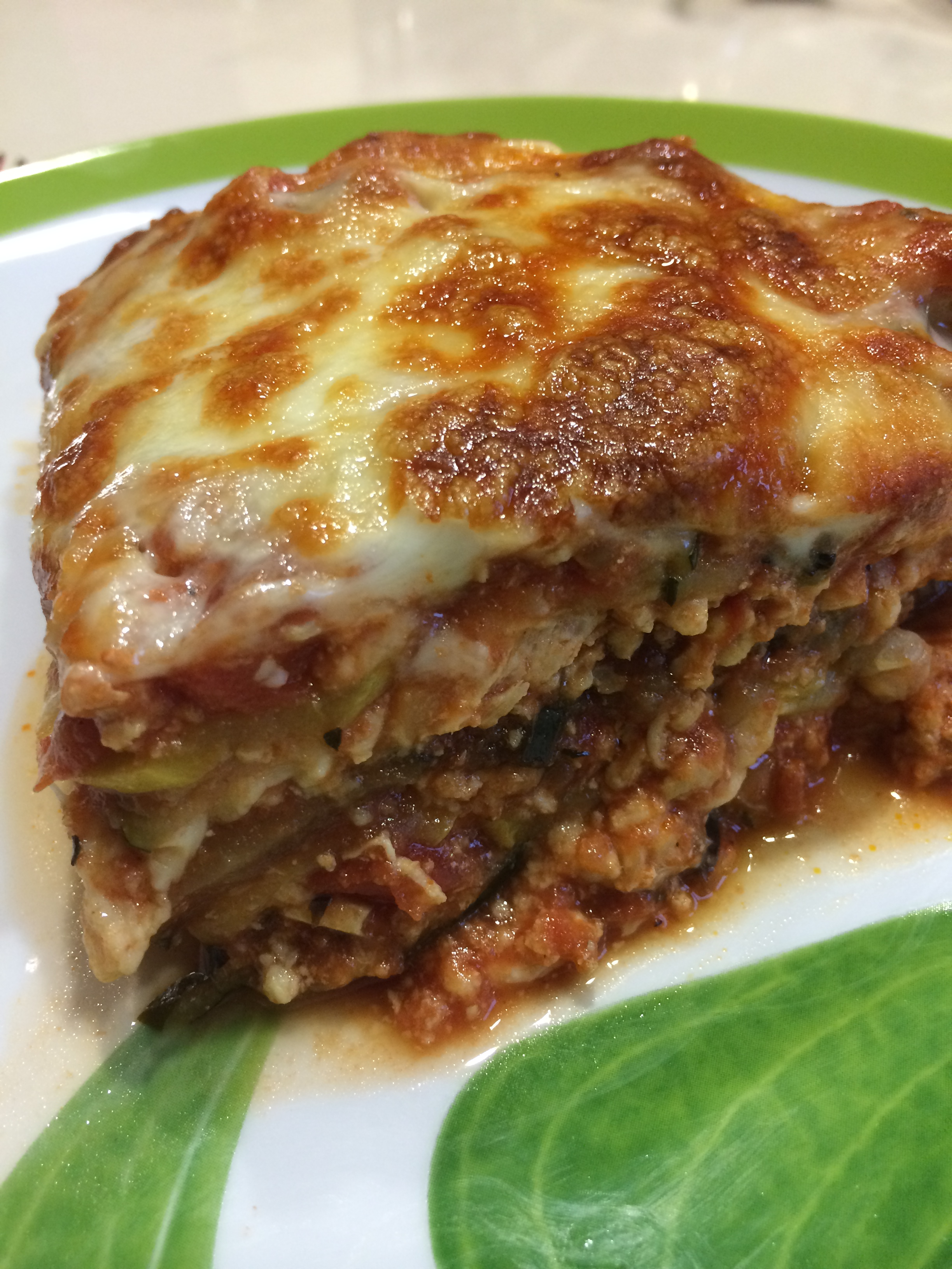 receta de pasticho de berenjenas