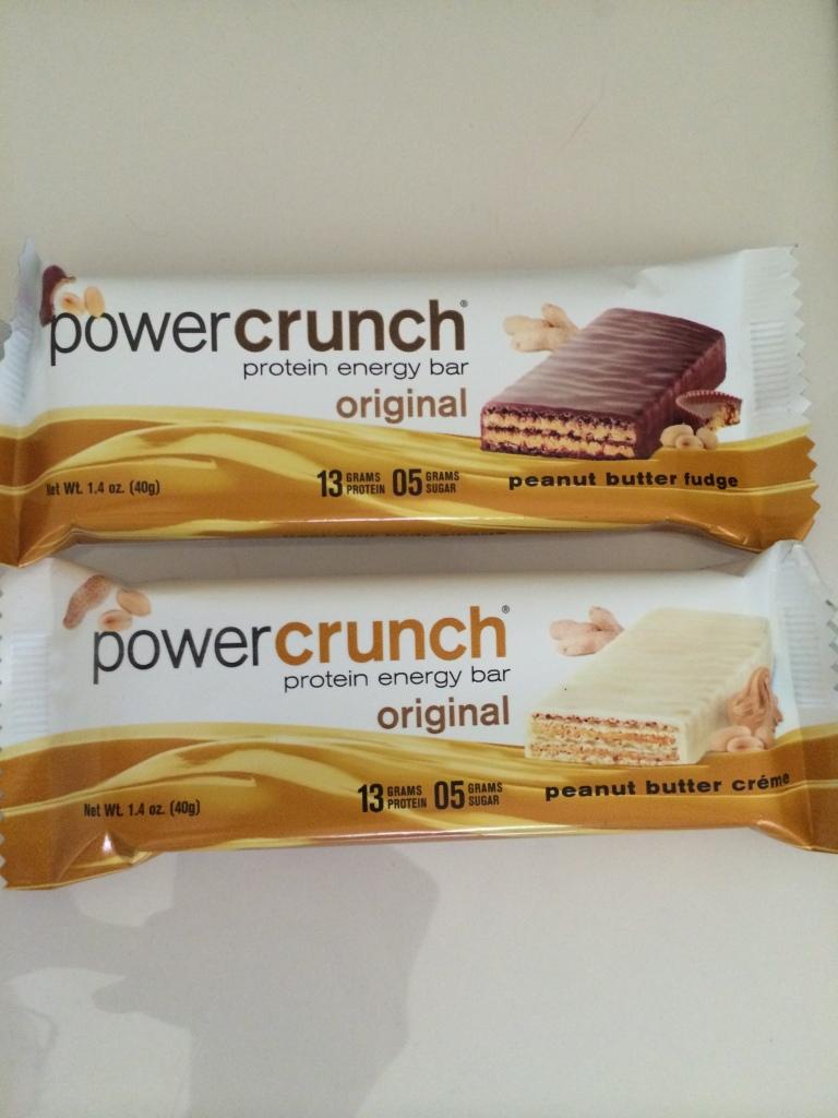 Power crunch bar